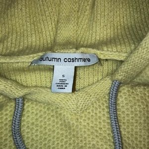 Autumn Cashmere Sweaters - TWO FOR $4!!! Autumn Cashmere Hoodie/Sweater